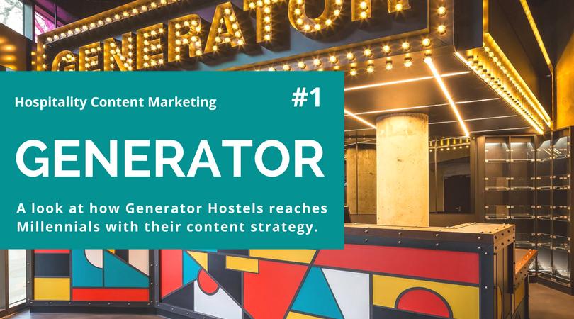 Content Marketing Strategy Generator Hostels