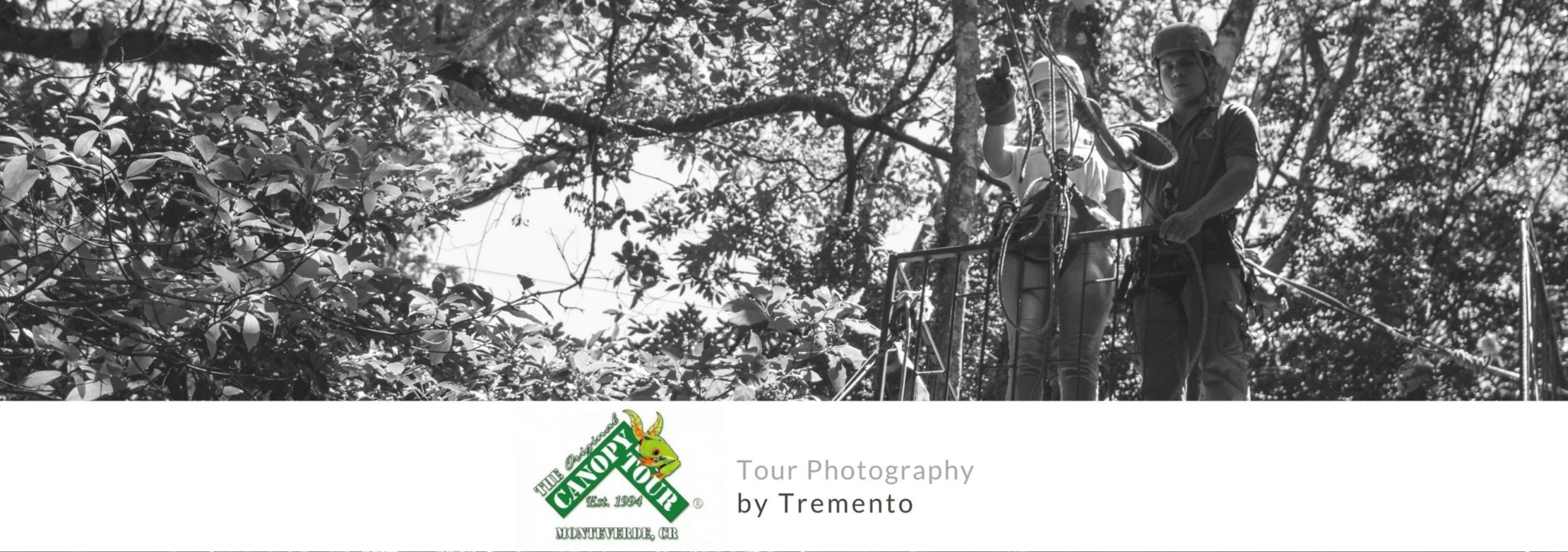 The Original Canopy Tour - Tour photography - Hospitality Marketing and Advertising