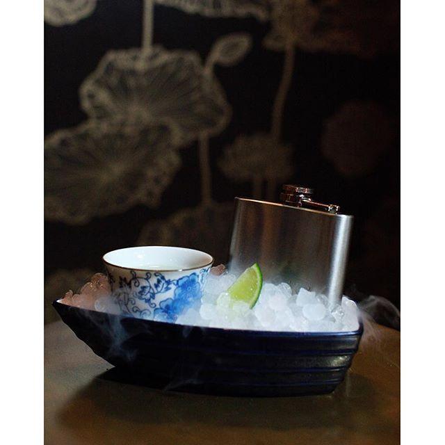 Instagram Cocktail Bar - Hospitality Content Creation - The Walker Inn
