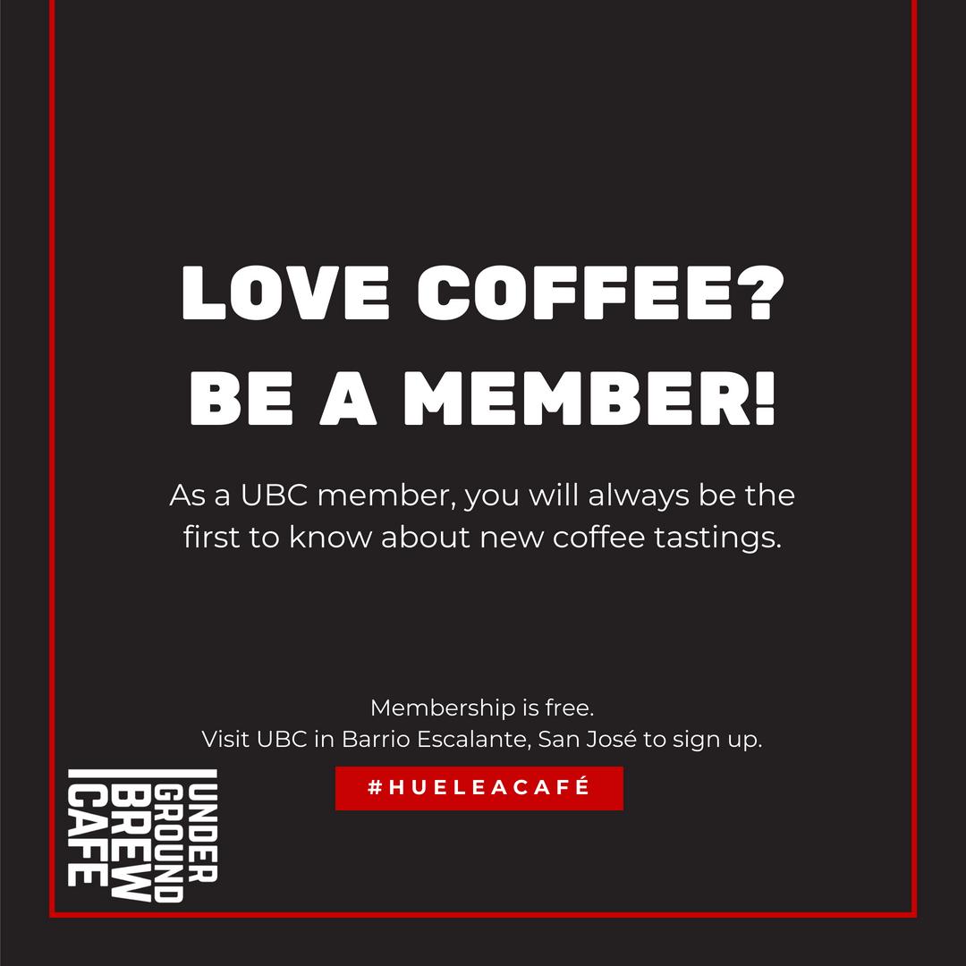Underground brew café - Hospitality café content strategy - Tremento