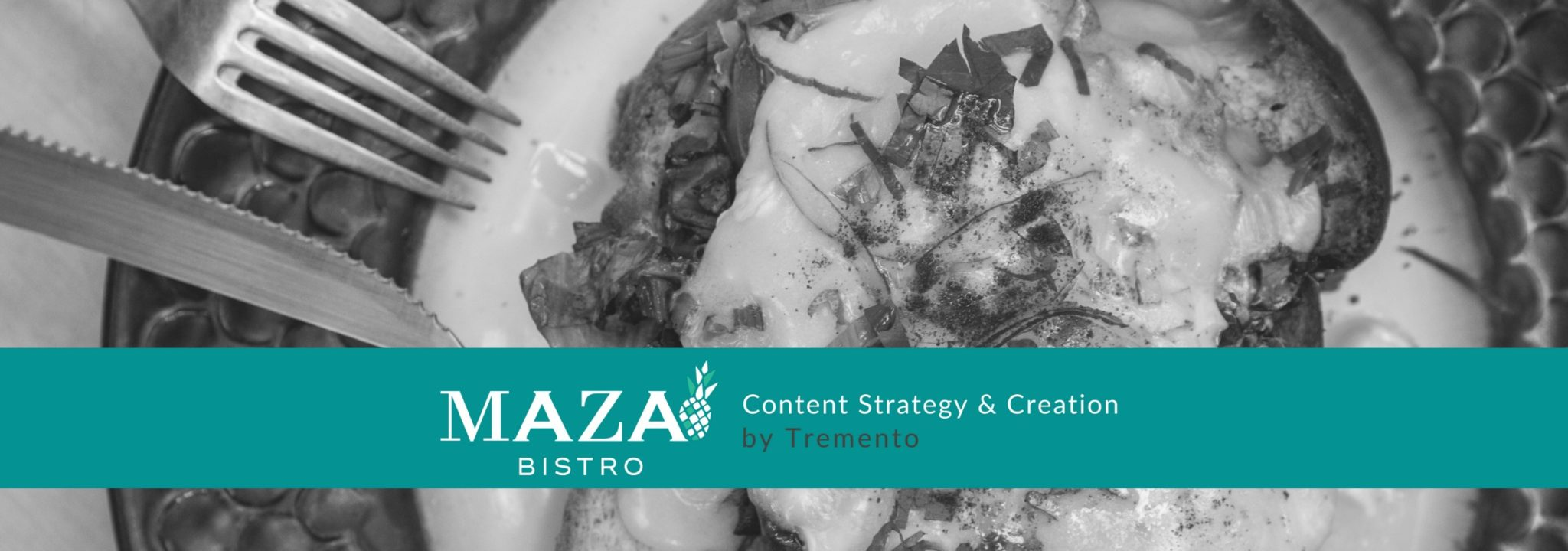Maza Bistro - Content Strategy & Creation - Hospitality Advertising Agency Tremento