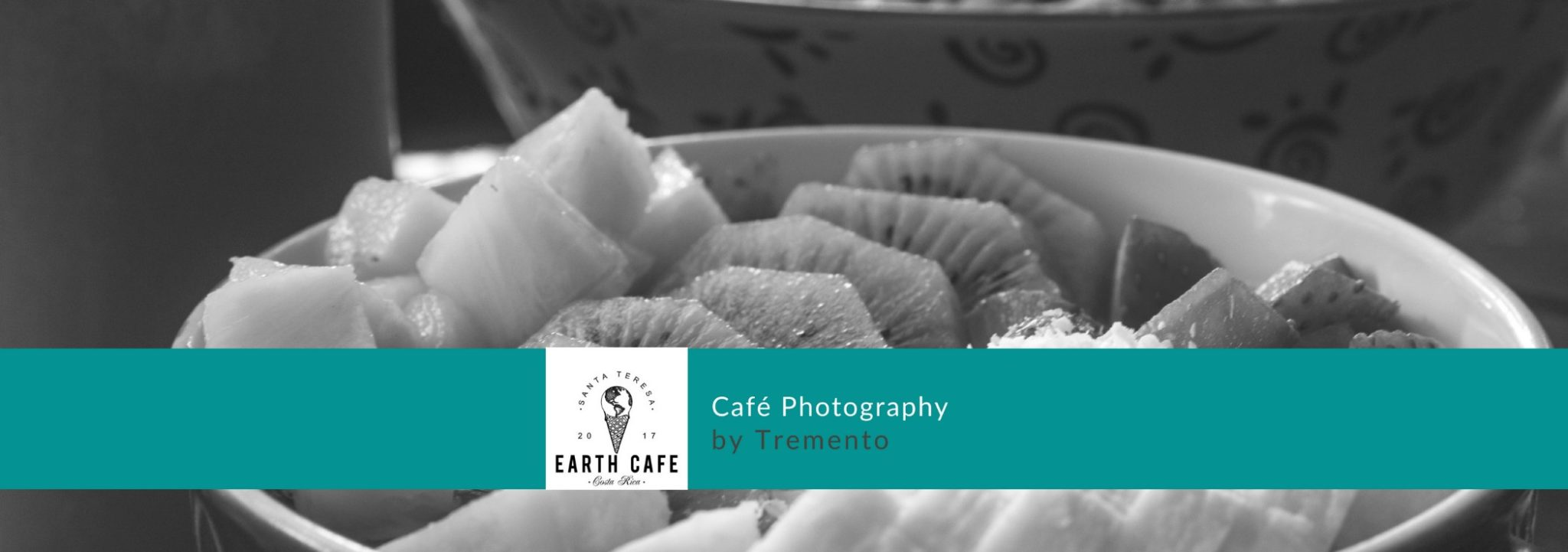 Tremento Portfolio - Café photography Earth Café