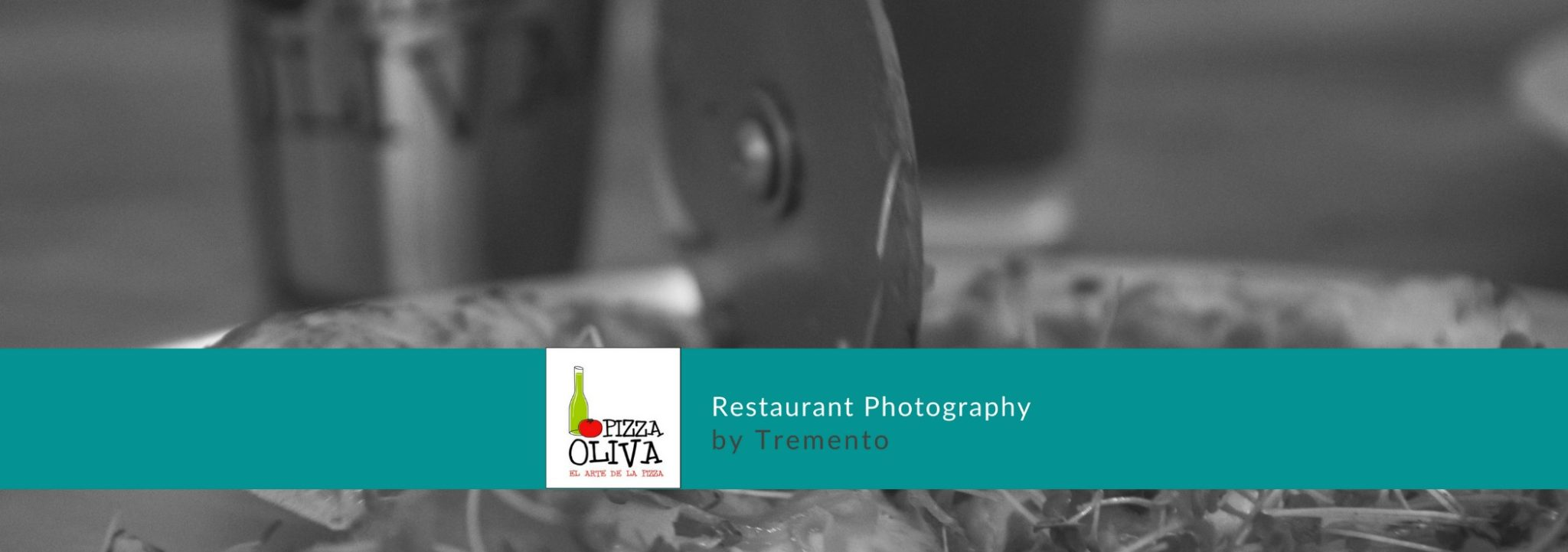 Tremento Portfolio Restaurant Photography Pizza Oliva