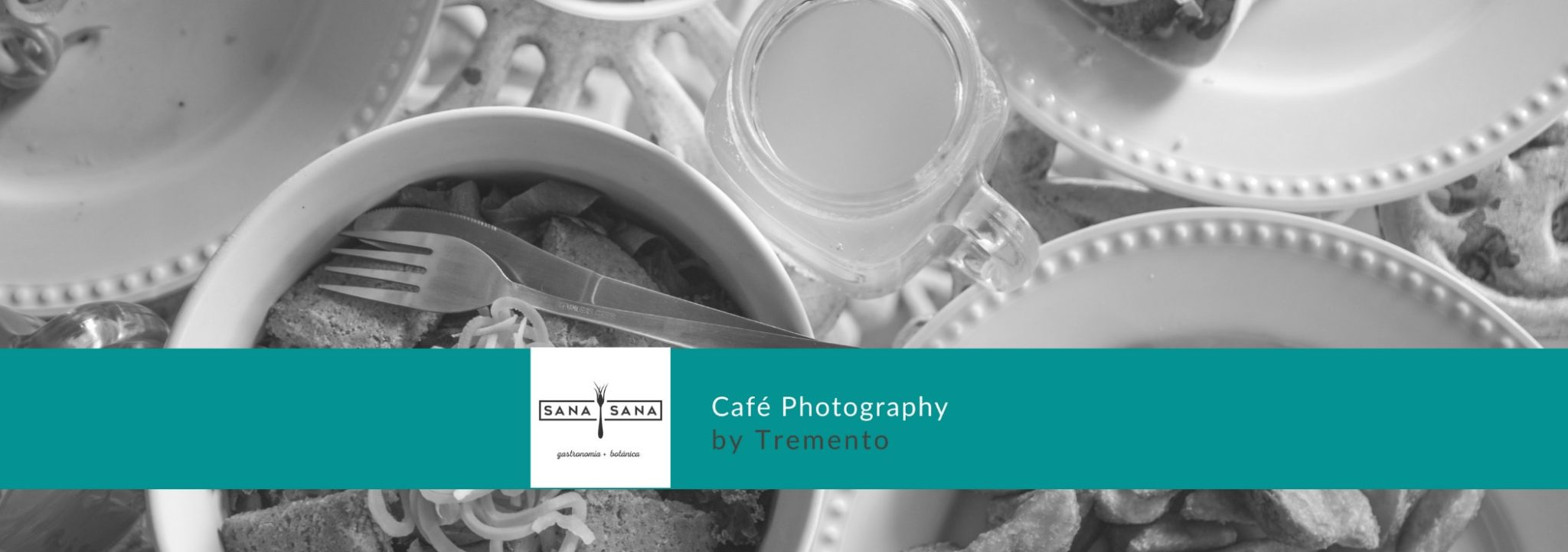 Tremento Portfolio Café Food Photography Sana Sana