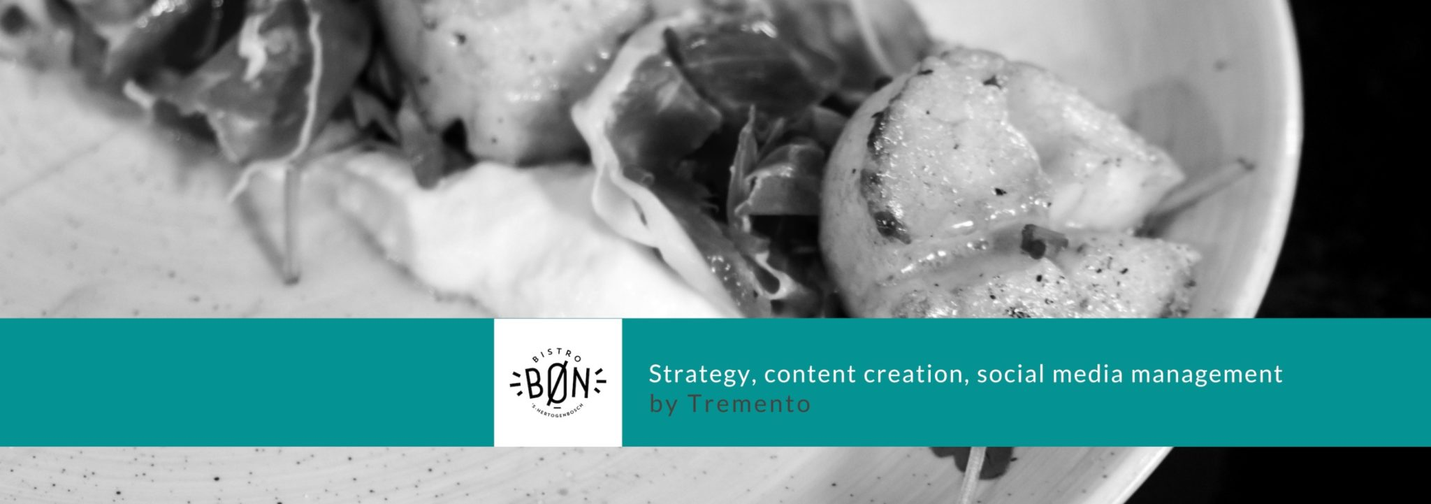 Bistro Bon - Social media management voor horeca - Tremento