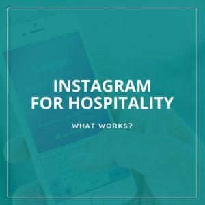 Hospitality Marketing - Instagram - Horeca - Restaurant, Café, Hotel - Tremento