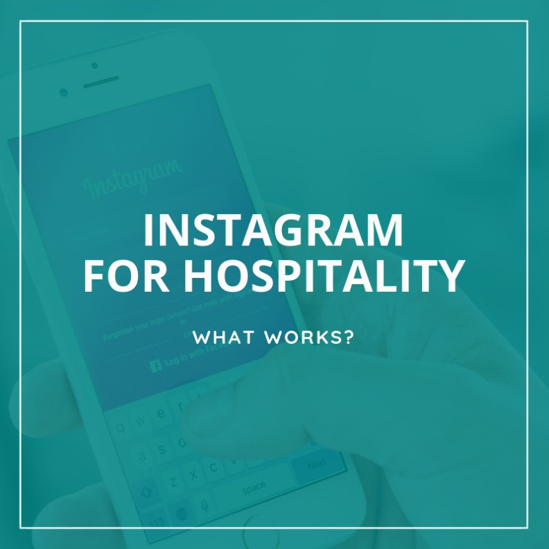 Hospitality Marketing - Instagram - Horeca - Restaurant, Café, Hotel - Tremento