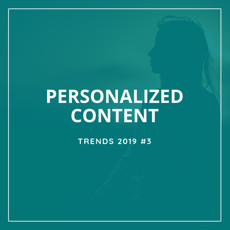 Personalized Content Hospitality - Hotel, Restaurant, Café Marketing