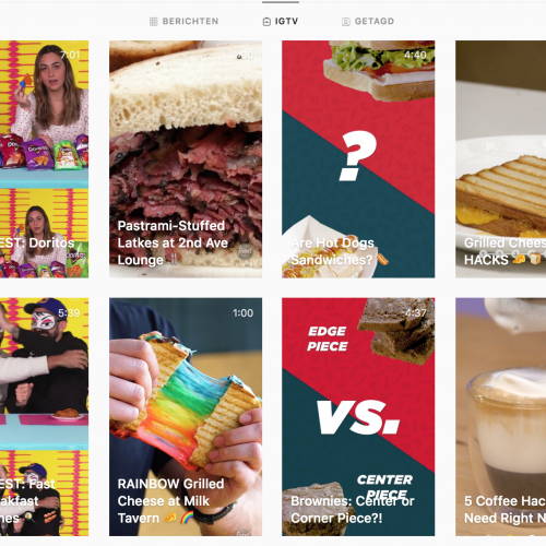 IGTV - Food Network