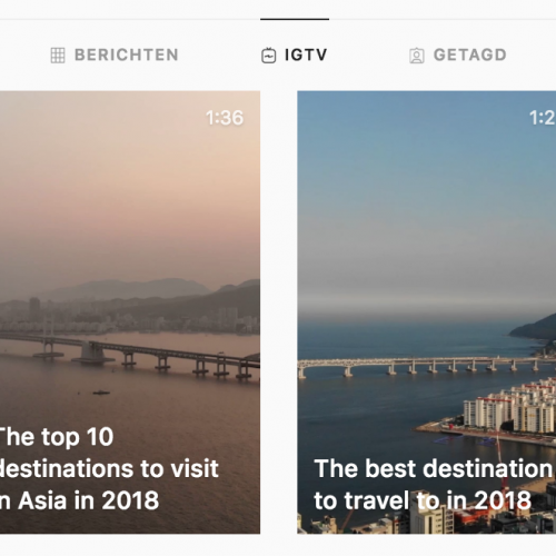 IGTV - Lonely Planet
