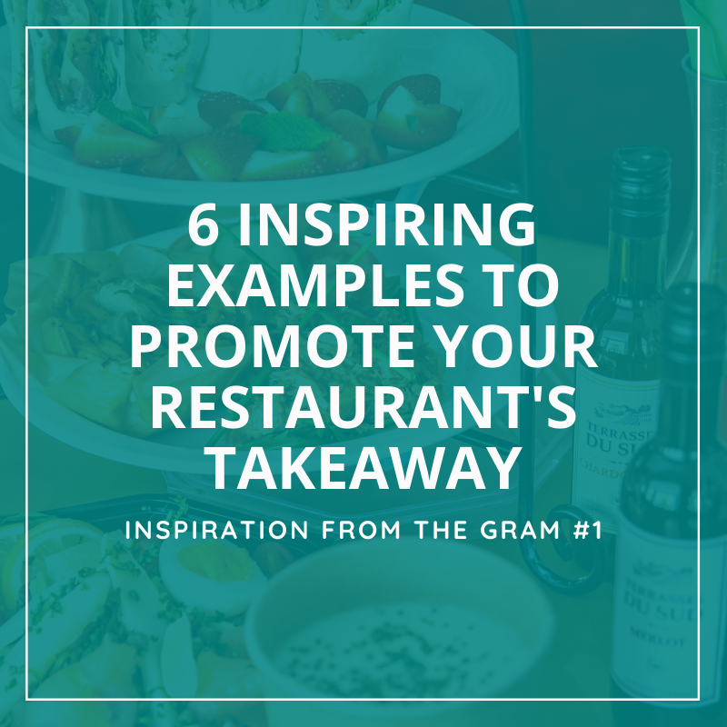 6 restaurant social media examples to promote your takeaway