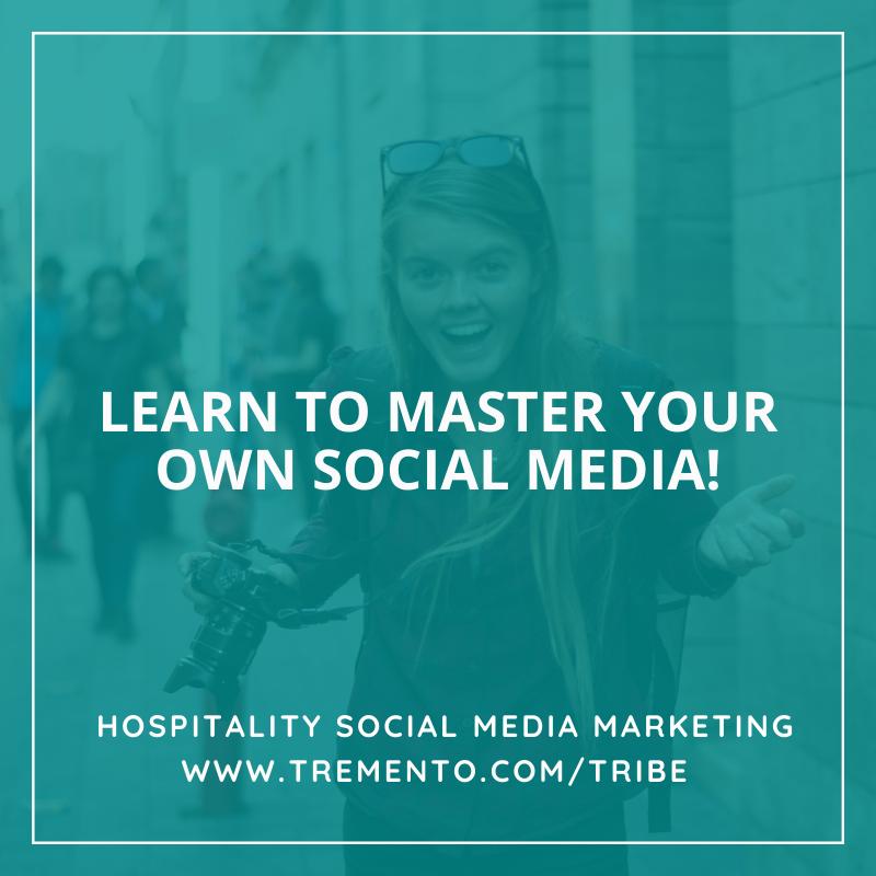 Hotel Restaurant Bed and Breakfast Social Media Marketing Membership