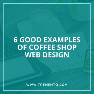 Coffee Shop Website Design - 6 inspiration examples