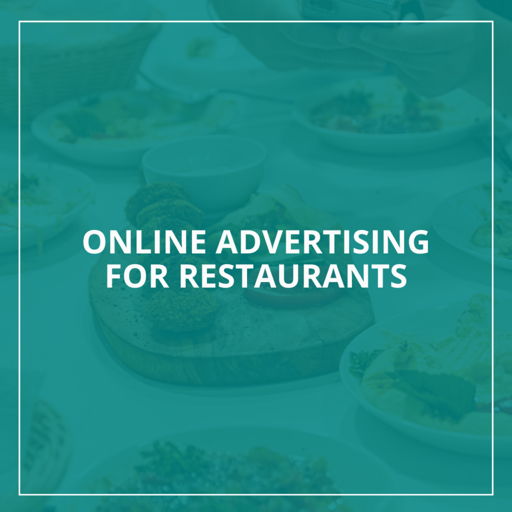Online Advertising For Restaurants