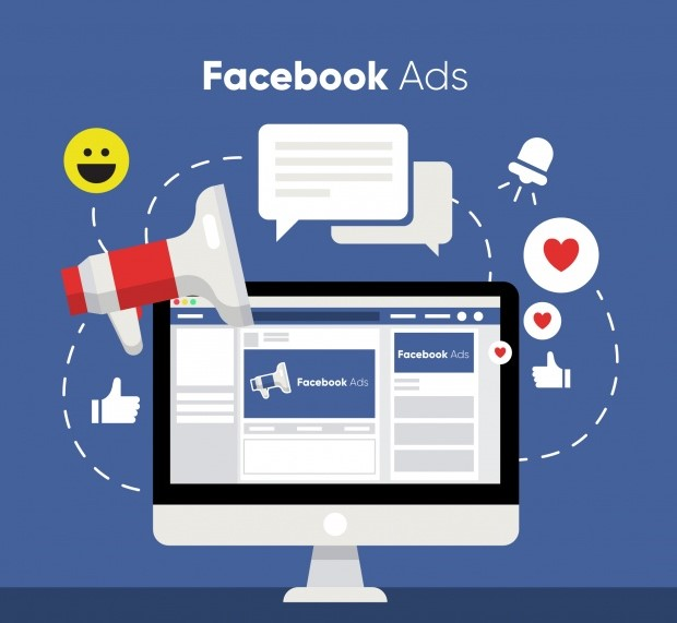 Facebook Ads is great for online hotel advertising to increase your social media presence.